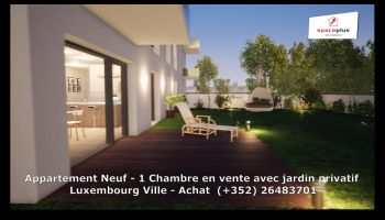 Apartment to sale - Luxembourg-centre ville